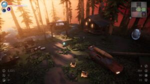 Dreamscaper – prostředí lesa