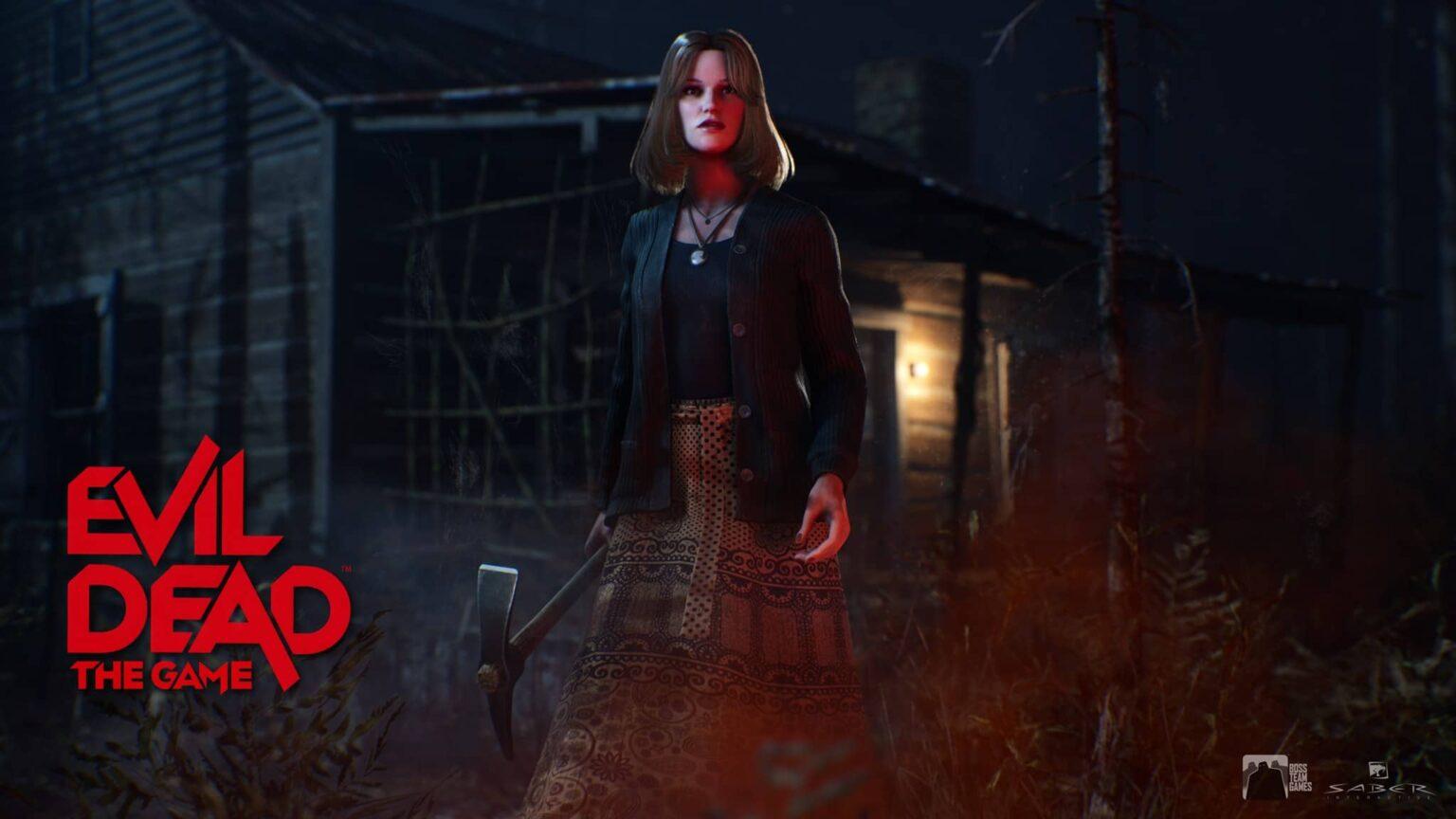 Evil Dead the game – Cheryl Williams