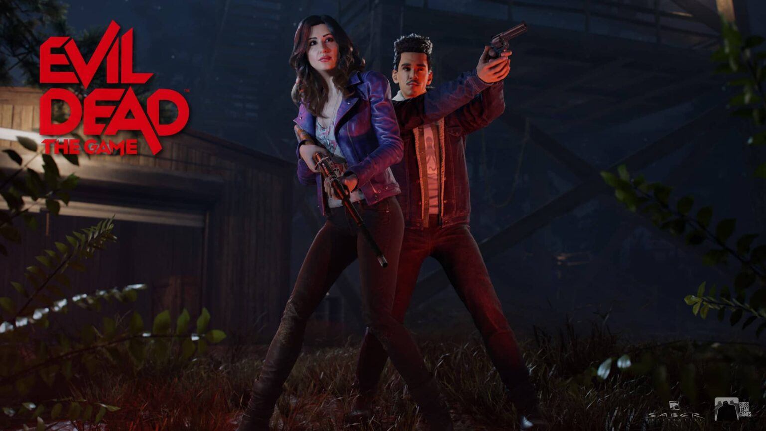 Evil Dead the game – Kelly Maxwell