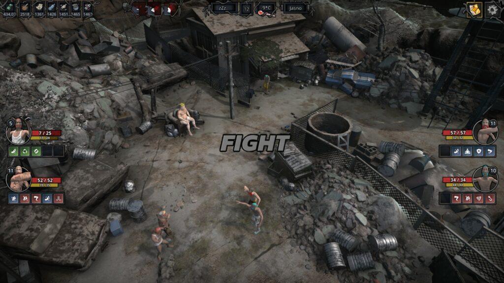 Garbage boj král