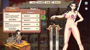 Love Tavern – rytířka Toyo