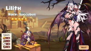 Lust Tavern – bojovnice Lilith