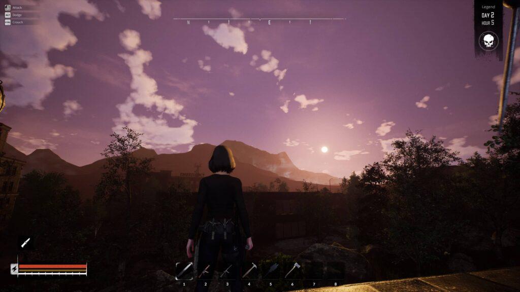Night of the Dead – vychází slunce, konečně