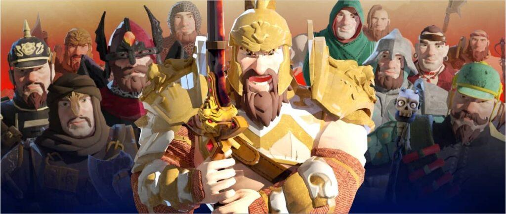Scratch Lords - hrdinové