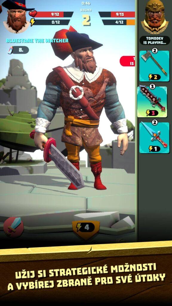 Scratch Lords - zbraně