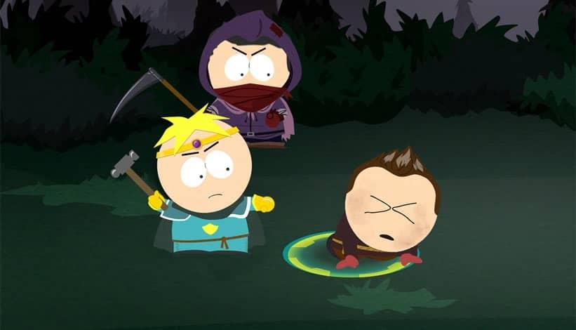 South Park – kladivek do zadnice