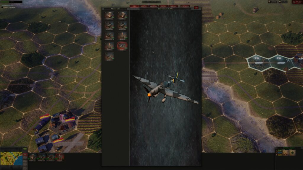 Strategic Mind Blitzkrieg letadlo