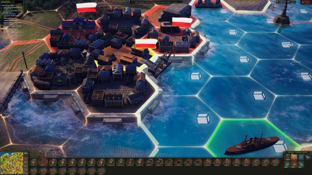 Strategic Mind Blitzkrieg přístav