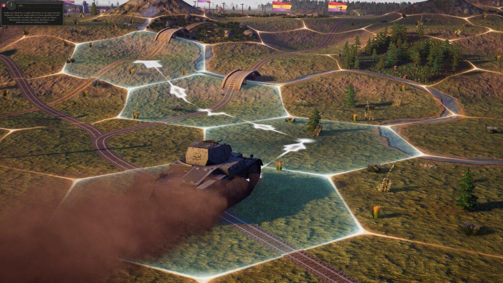 Strategic Mind Blitzkrieg tanko
