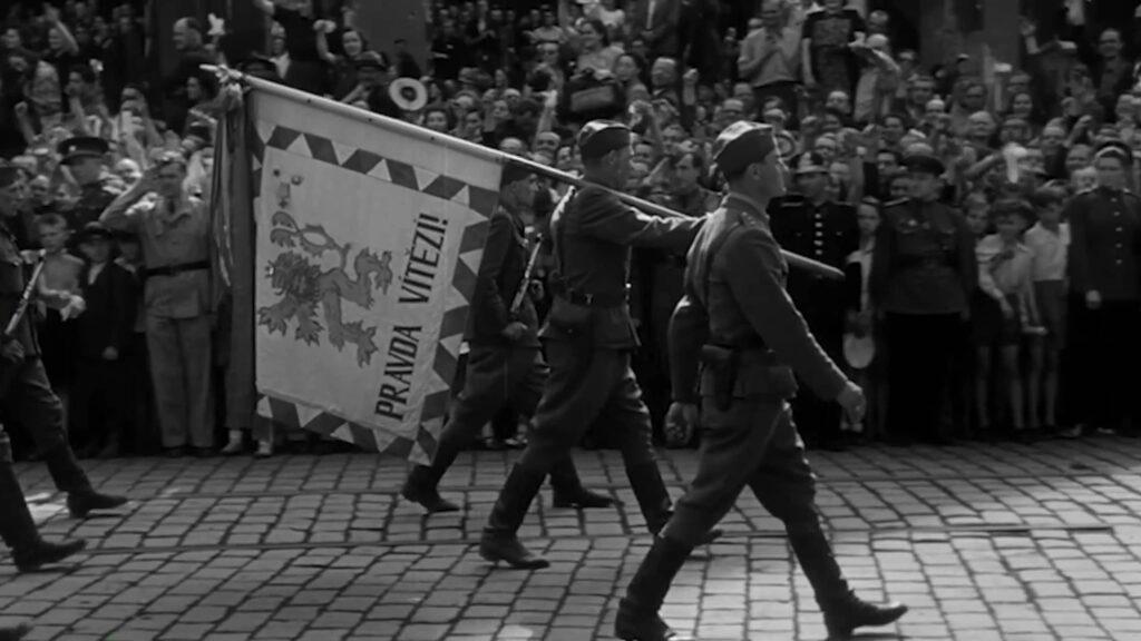 Svoboda 1945 Liberation - pravda vítězí