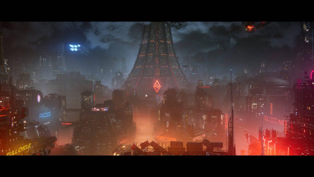 The Ascent – věž