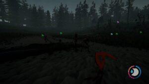 The Forest útok