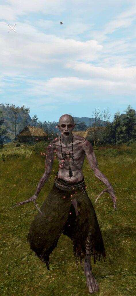 The Witcher Monster Slayer – návštěva stašího upíra