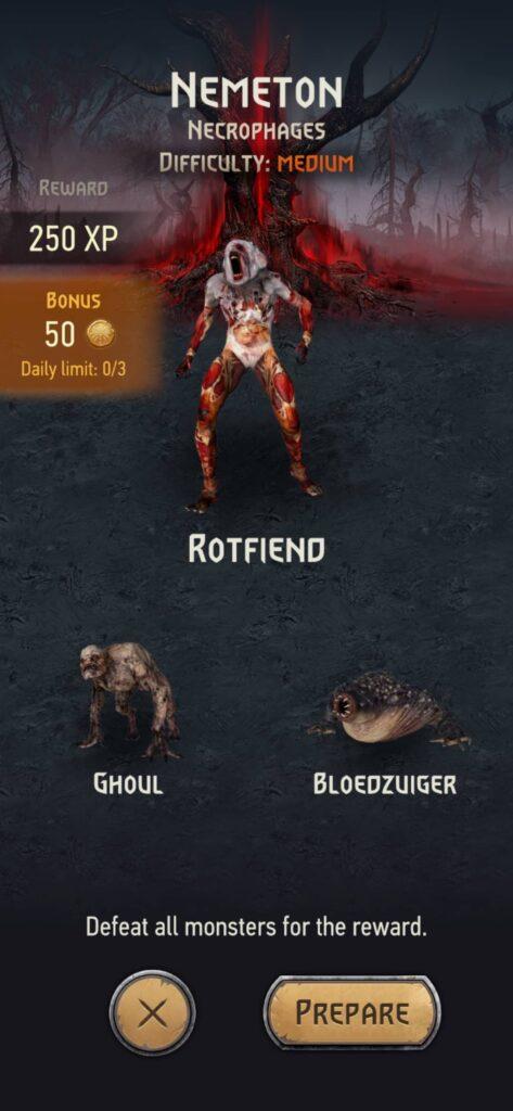 The Witcher Monster Slayer – nemeton
