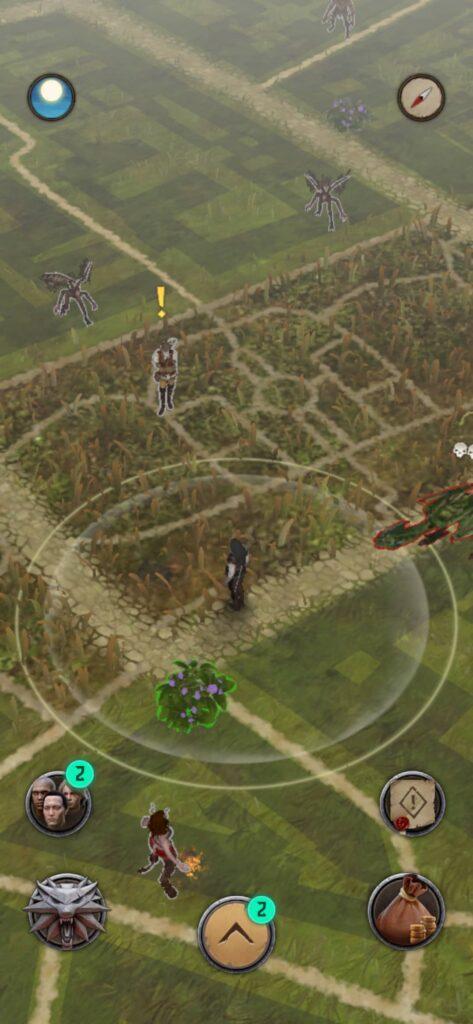 The Witcher Monster Slayer – označení úkolu