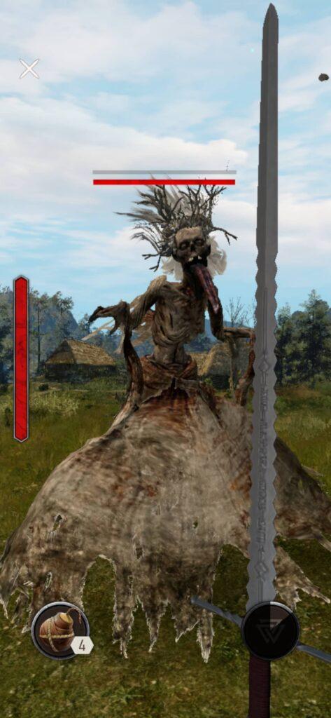 The Witcher Monster Slayer – polednice