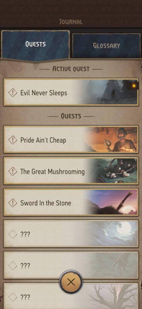 The Witcher Monster Slayer – příběhové úkoly
