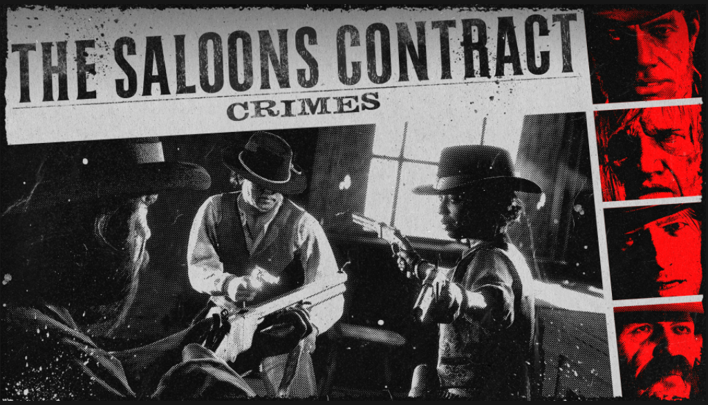 The saloon contract
