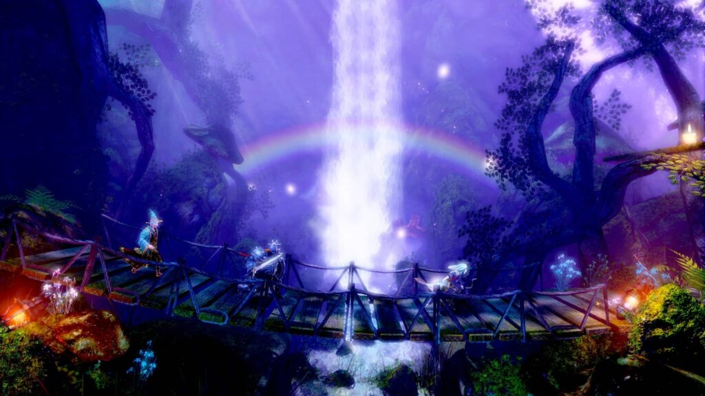 Trine Enchanted Edition - lesní most