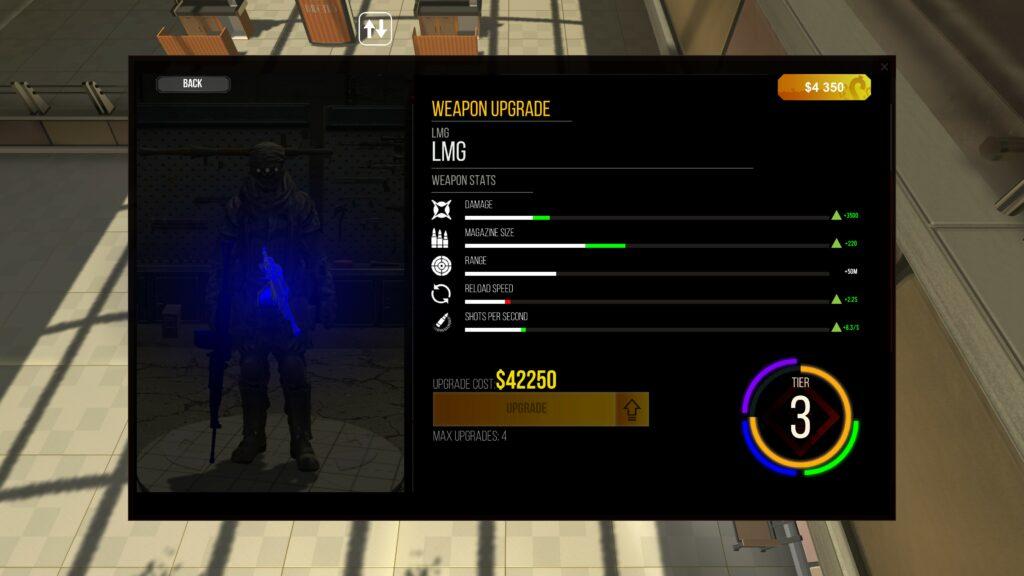 Ultimate Zombie Defense tier