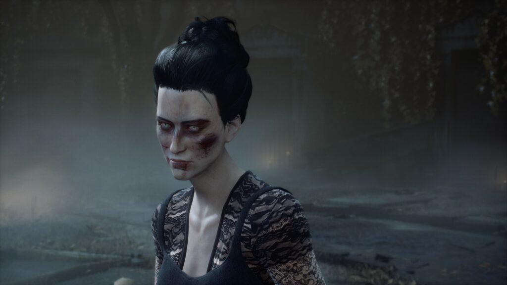 Vampyr girl