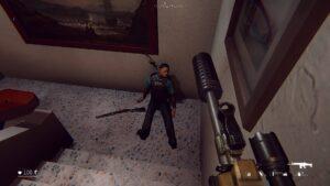 Zero Hour mrtvý policista