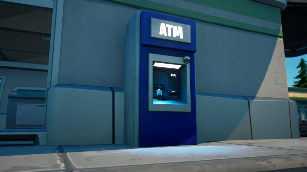 fortnite bankomat