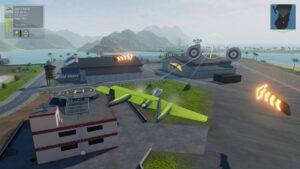 Balsa Model Flight Simulator let