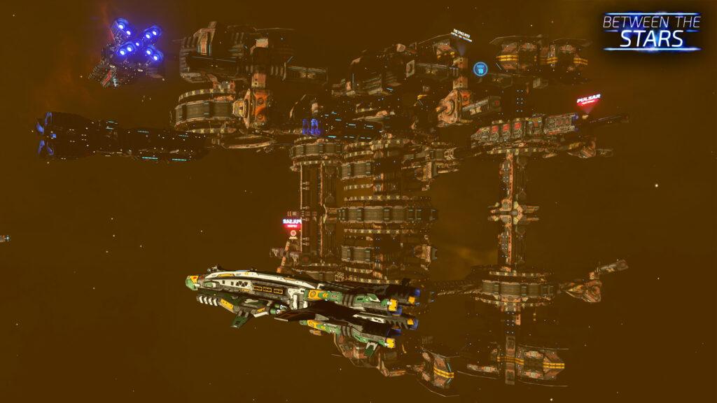 Between The Stars fleet