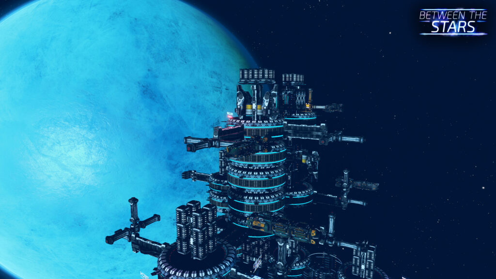 Between The Stars station