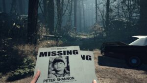 Blair Witch VR Peter