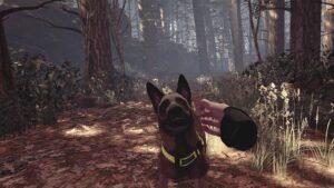 Blair Witch VR pamlsek