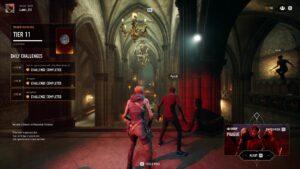 Bloodhunt lobby