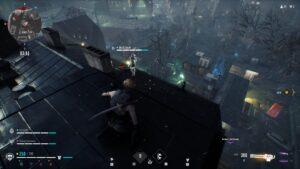Bloodhunt na střeše