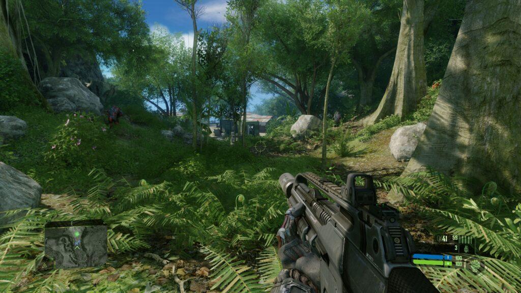 Crysis Remastered jungle