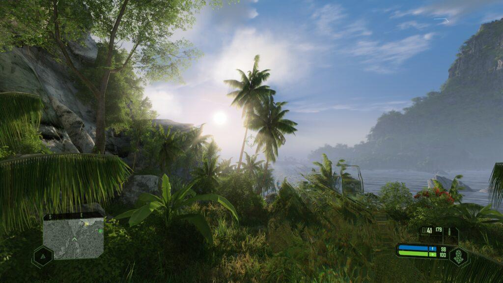 Crysis Remastered sunshine