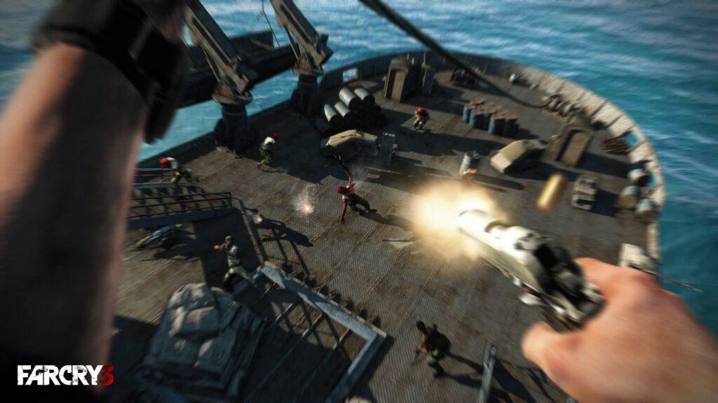 Far Cry 3 - náhledovka
