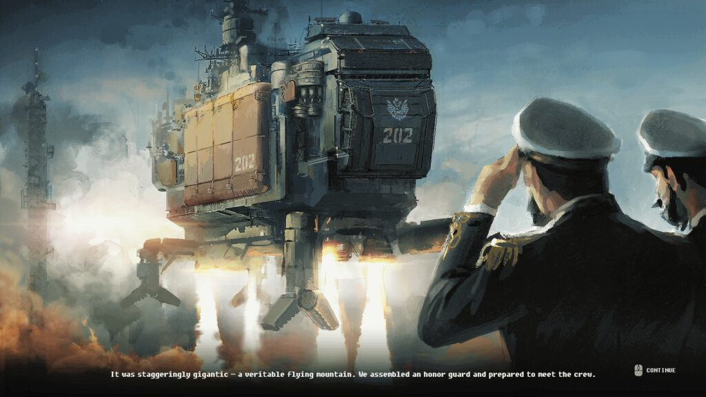 HighFleet fleet