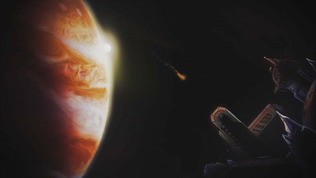 Jupiter Hell intro