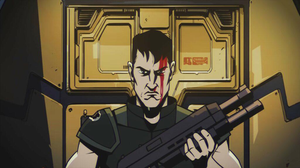 Jupiter Hell soldat