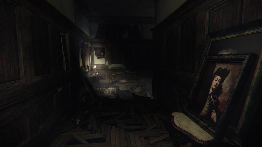 Layers of Fear chaos