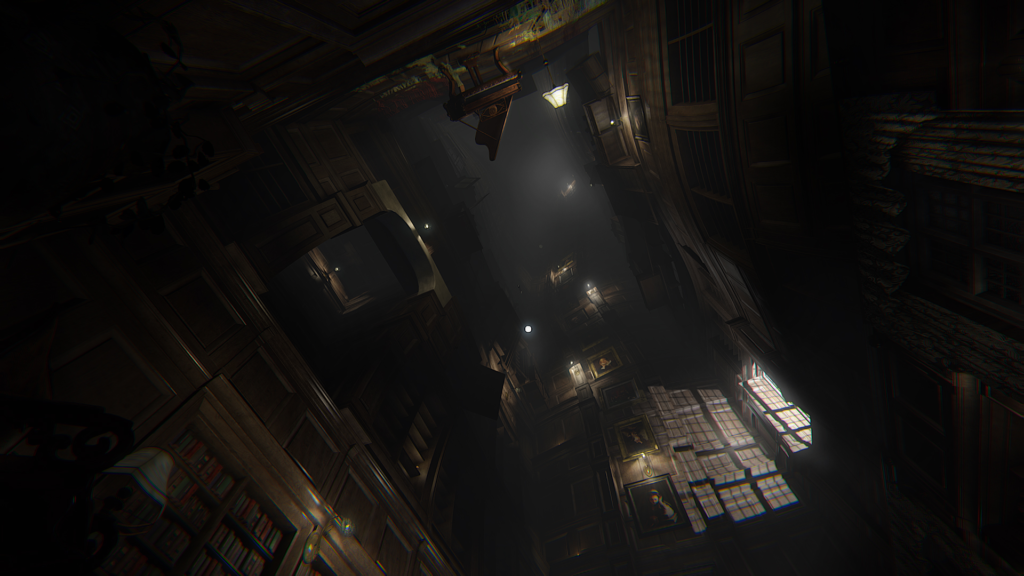Layers of Fear scary
