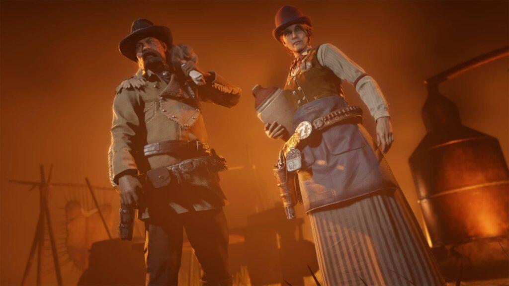 Red Dead Online - nové mise