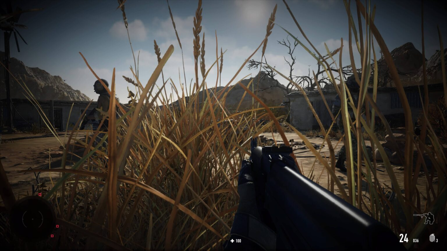 Sniper Ghost Warrior Contracts 2 - stealth
