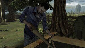 The Walking Dead Lee