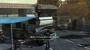 The Walking Dead dialog