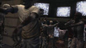 The Walking Dead hodně chodců