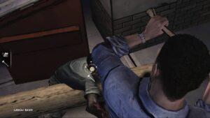 The Walking Dead zabíjení chodce