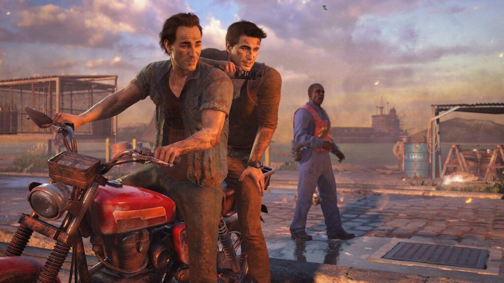 Uncharted Legacy of Thieves Collection - Uncharted 4