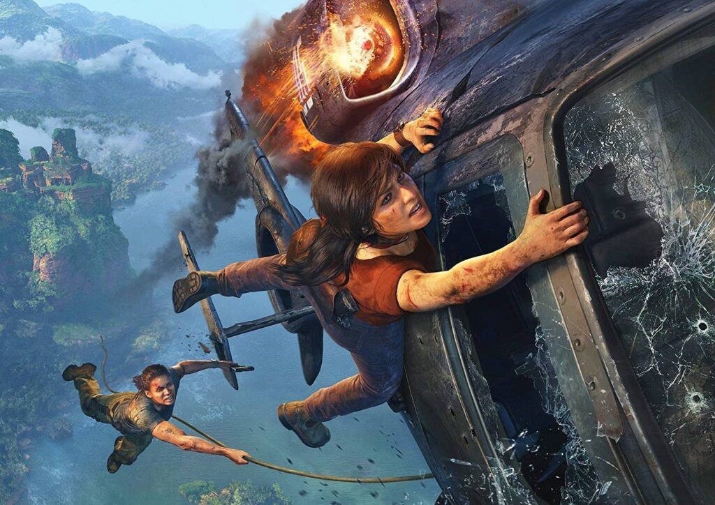 Uncharted Legacy of Thieves Collection - Uncharted The Lost Legacy